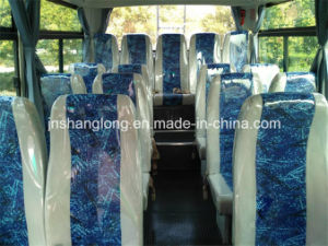 Sales Promotion! Stock 6m 21 Seats Mini Bus with Heater pictures & photos