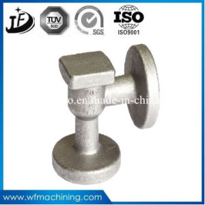 Wrought Iron/Cast Steel Metal Mould Gravity/Green Sand Casting Part with Rust Prevention pictures & photos