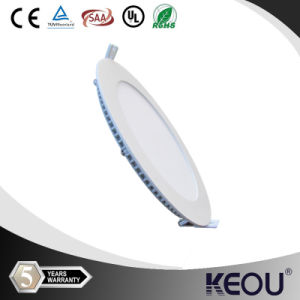 12W Hole Size 150mm Round/Circular LED Panel Lamp pictures & photos