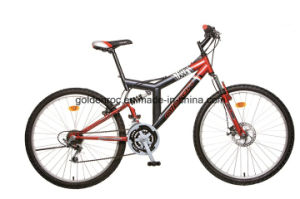 "26"" Steel Frame Mountain Bike (2605) pictures & photos"
