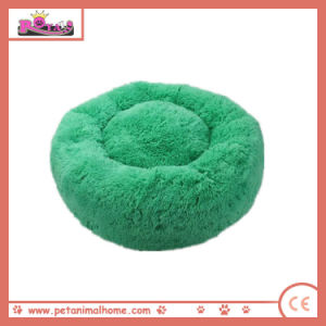 Soft Warm Winter Pet Bed in Green pictures & photos
