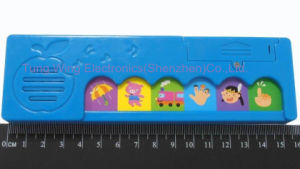 Pink 6 Sound Apple Module for Animal Sound Book, Indoor Learning Book, Intellectual & Educational Toys pictures & photos