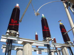 Steel Structure for Surge Arrester (MGS-SA007) pictures & photos
