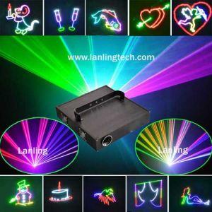 2 Watt RGB Laser Disco Light (L2456RGB) pictures & photos