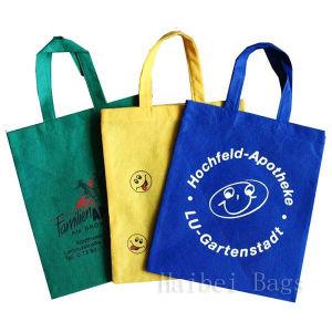 Non-Woven Advertising Bag (hbnb-529) pictures & photos