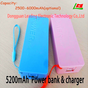 Promotional Protable Business Mobile Power Bank for Cellphone
