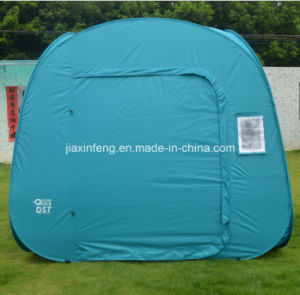 Large Pop up Camping Tent with 3 Windows