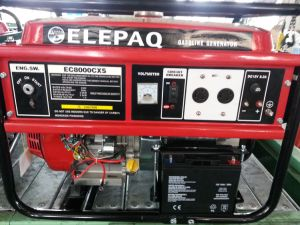 3kw Generating Set for Outdoor Supply with CE (EC5000E1) pictures & photos
