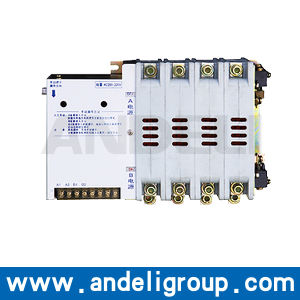 4p Dual Power Automatic Transfer Switch (AMQ5-250) pictures & photos
