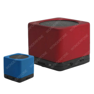 Hotselling Square Mini Speaker pictures & photos