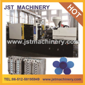 Plastic Bottle Cap Injection Machine (JST-2400A) pictures & photos