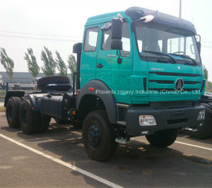 Mercedes Benz Technology Beiben NG80 6X4 Tractor Head 420HP pictures & photos