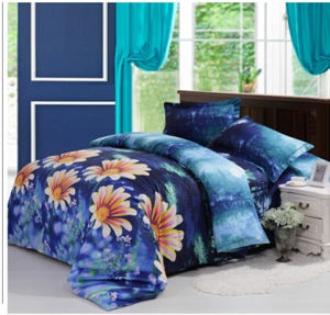 100% Cotton/Polyester Soft Bedding Set (T05) pictures & photos