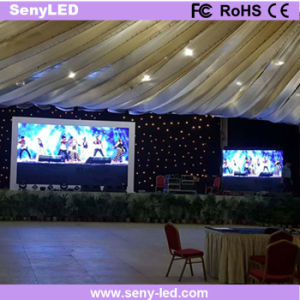 Full Color Advertising Indoor Display Panel LED Display Screen (P4) pictures & photos