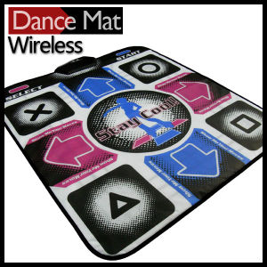 Wireless Home Audio and Video USB Non-Slip Dancing Step Dance Mat Pad for PC TV
