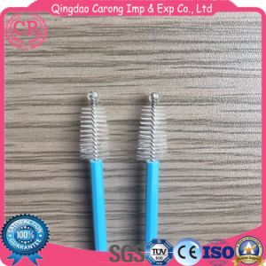 Disposable Cervical Cytobrushes with Bead Gynecological Cervical Brush pictures & photos