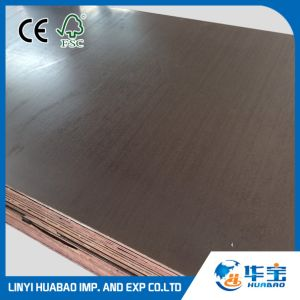 18mm Hardwood Core Plywood Sheets for Shuttering Concrete pictures & photos