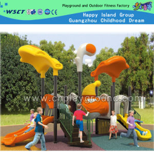 Commercial Play Equipment Outdoor Playground Structures (HD-1101) pictures & photos