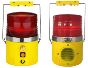 Portable LED Rechargeable Led beacon (MTC-8EX)