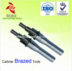 CNC Carbide Brazed End Mills Tool pictures & photos