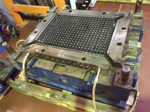 Plastic Injection Mold for PE Tray pictures & photos