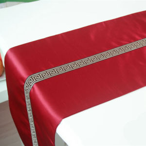 Hand-Made Webbing Table Runner Decorative Table Flag (JTR-30) pictures & photos