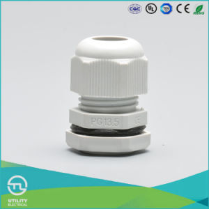 Utl IP68 Pg13.5 Thread Nylon Cable Glands with UL, RoHS Reached pictures & photos