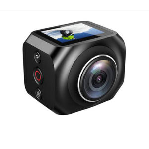 Action Camera WiFi Mini Panoramic Camera Panorama Camera 360 Degree Sport Driving Vr Camera pictures & photos