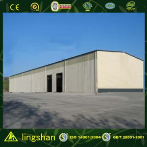 Prefabricated Steel Structure Warehouse--Lingshanss042 (SSPW) pictures & photos