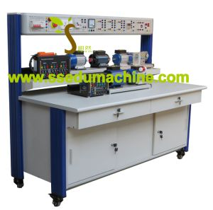 DC Motor Training Workbench Didactic Equipment Electrical Machine Educational Equipment pictures & photos