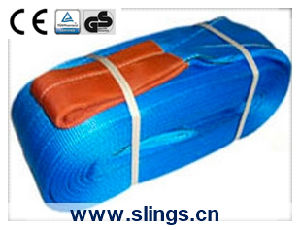 Good Quality Webbing Sling (HEAVY EYE TYPE) pictures & photos