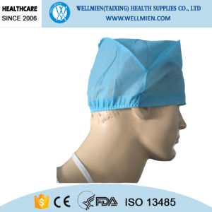 Disposable Operating Room Nonwoven Cap pictures & photos