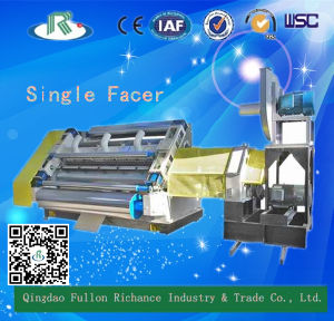Cover Adsorption Style Corrugated Cardboard Single Facer pictures & photos