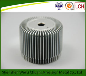 Good Performance Aluminum Radiator Parts in Shenzhen