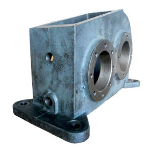 China OEM Gray Sand Casting Iron Valve Body pictures & photos