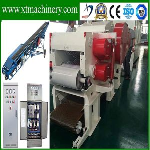 Bamboo, Sugar Cane, Recycled Pallet, Wood Crusher Chipper Machine pictures & photos