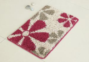 Comfortable PP Rugs, with Elbow Yarns, Ochid Pattern pictures & photos