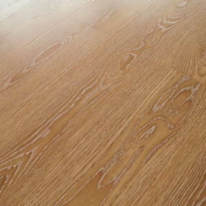 Synchronized Finishes Laminate Flooring 8mm Double Click pictures & photos