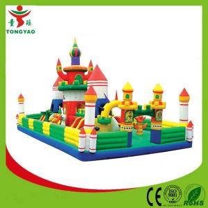 Used Commercial Inflatable Bouncers for Kids pictures & photos