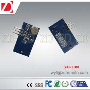Zd-Tb01 Module 315/433MHz Wireless Tranmitter pictures & photos