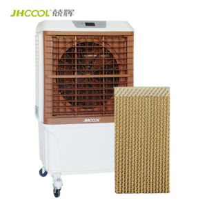 LCD Thermostat Floor Standing Compact Portable Air Cooler pictures & photos