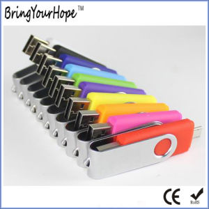 Green Color OTG USB Flash Drive (XH-USB-001OTG) pictures & photos