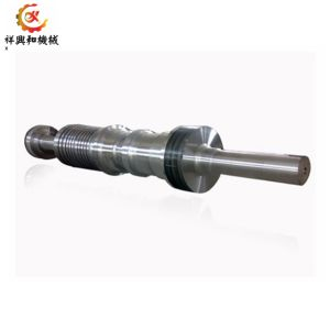 High Pressure Rotor Forging Steam Turbine Main Shaft Steam Turbine Rotor pictures & photos