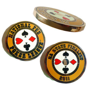 High Quality Metal Army Chanllange Cloisonne Coin with Gold Plating (YB-c-041) pictures & photos