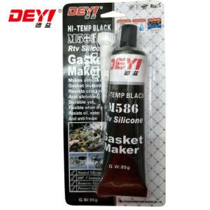 RTV Rubber Silicone Sealant Fireproof Gasket Maker pictures & photos