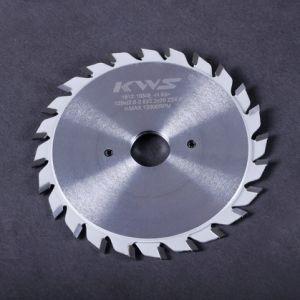 Tct Carbide Adjustable Scoring Saw Blade pictures & photos