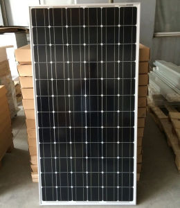 25 Years Warranty Highest Efficiency 360W Mono Photovoltaic PV Solar Panel pictures & photos