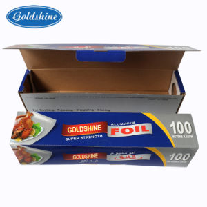 Takeaway Catering Aluminum Foil Roll pictures & photos