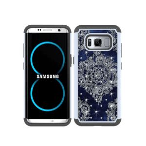 Luxury Diamond PC&TPU Material Phone Case for Samsung pictures & photos