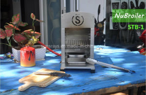 Full Stainless Steel Infrared Gas Burner Smoke-Free BBQ Grill Gas Steak Oven pictures & photos